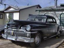 1950 Desoto AFTER restore 80% finished.