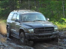 Durango Mud Road Rally