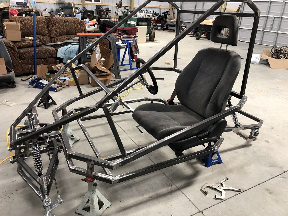 Spider carts Grand Daddy build - DIY Go Kart Forum
