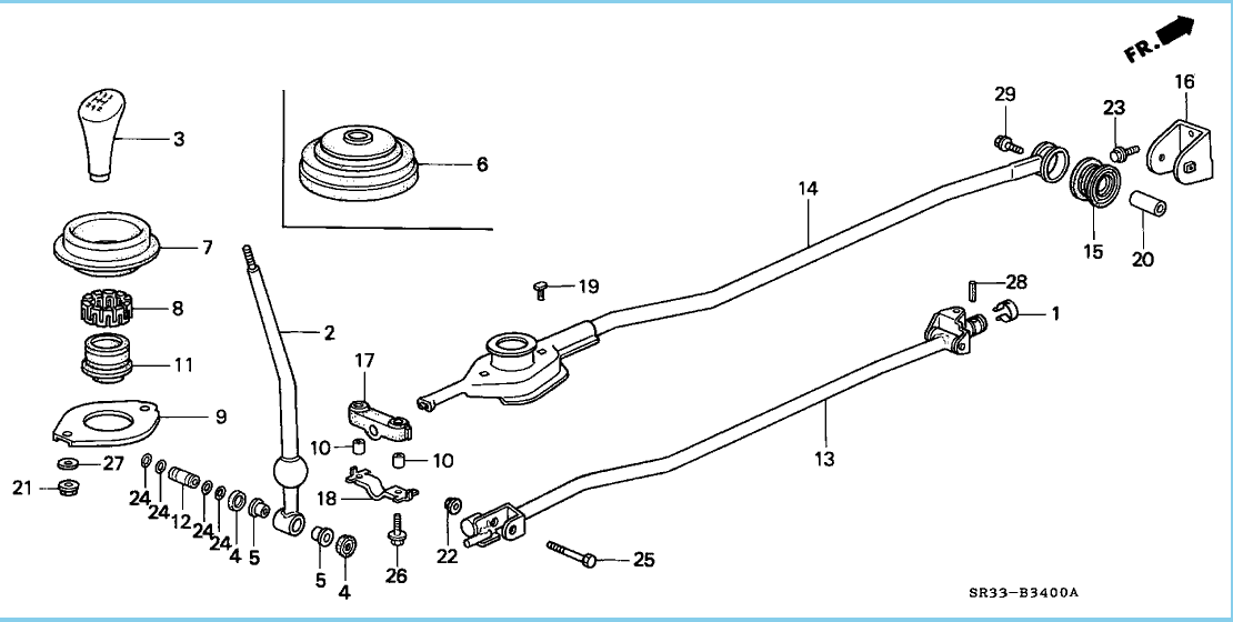 Honda Civic Ball Joint Diagram additionally Toyota 22re Fuel Pump Wiring Diagram also Mustang Wiring Diagrams as well P 0900c1528005fc47 likewise Dana28Rebuild. on 1992 honda accord fuse box diagram