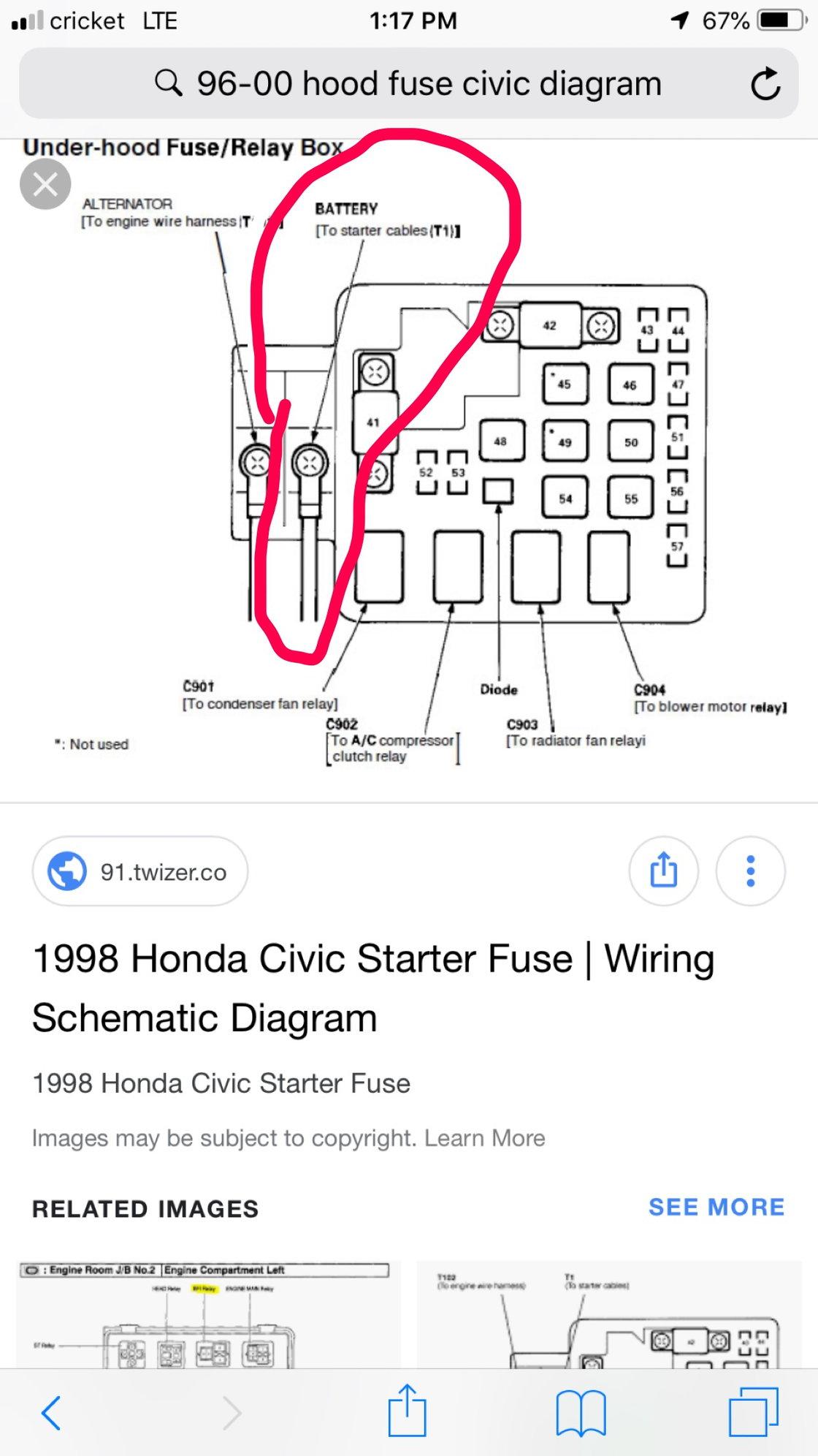 Honda Civic Fuse Box Tuck - John Deere 316 Onan Engine Wiring Diagram Free  Download for Wiring Diagram Schematics | Civic Fuse Box Wiring |  | Wiring Diagram Schematics