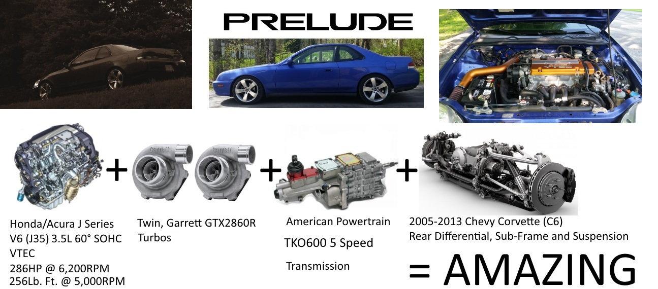 My plans for a J35A8, 3 5L V6, RWD, 6Spd Conversion-('01