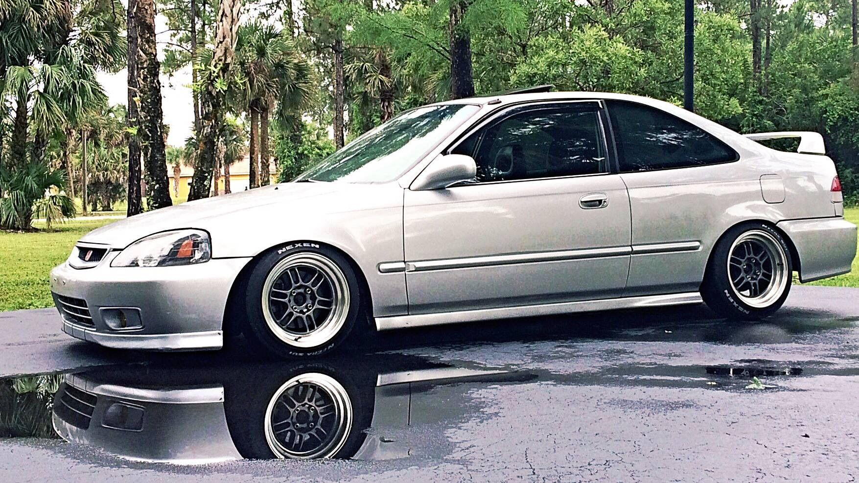 Honda Ek Coupe Best Cars Modified Dur A Flex