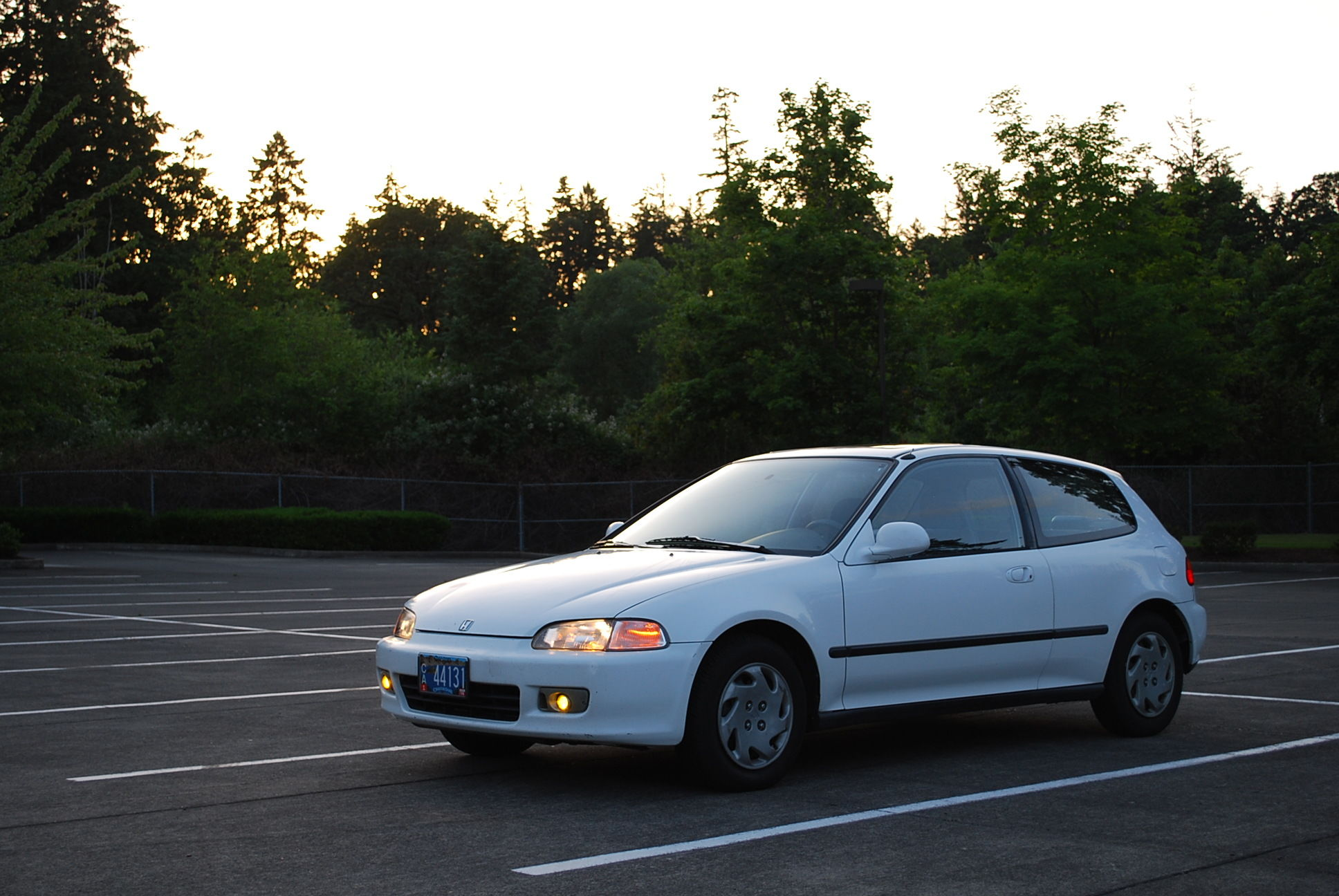Weatherall123 U0026 39 S 1994 Honda Civic Si Hatchback Build  Restoration - Honda-tech