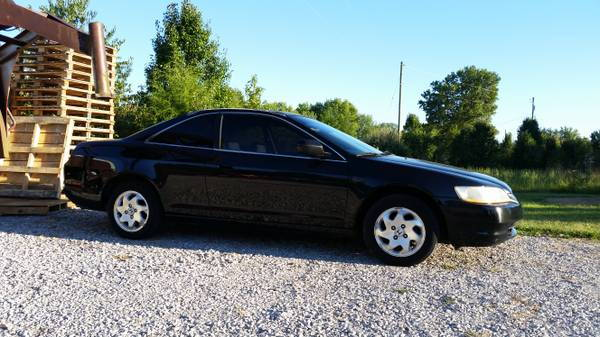 Clean Mags Interior Nice Engine Runs Swell Transmission Problems 1999 Honda Accord