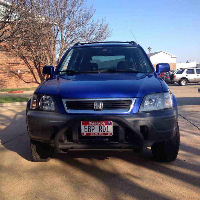 Lifted EBP CRV work log - Page 10 - Honda-Tech - Honda Forum Discussion