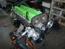 DCC's Lexus SC300 project racing car