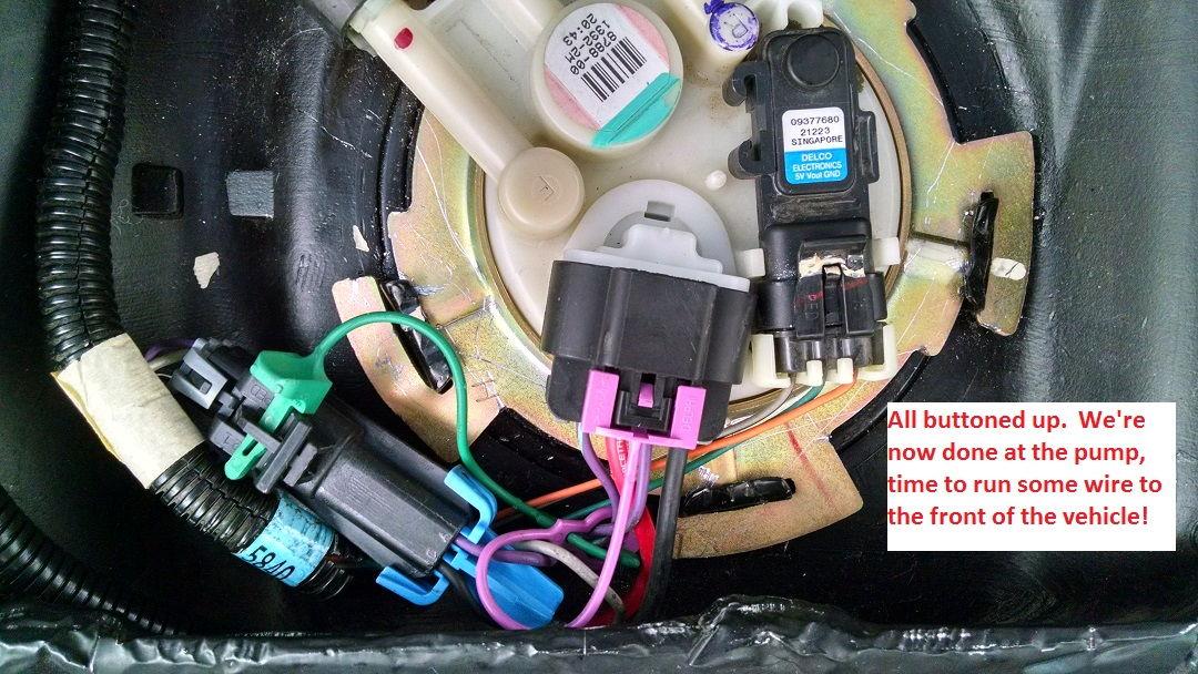 Trap Door  Racetronix Pump  Hotwire Kit Install   Lots Of