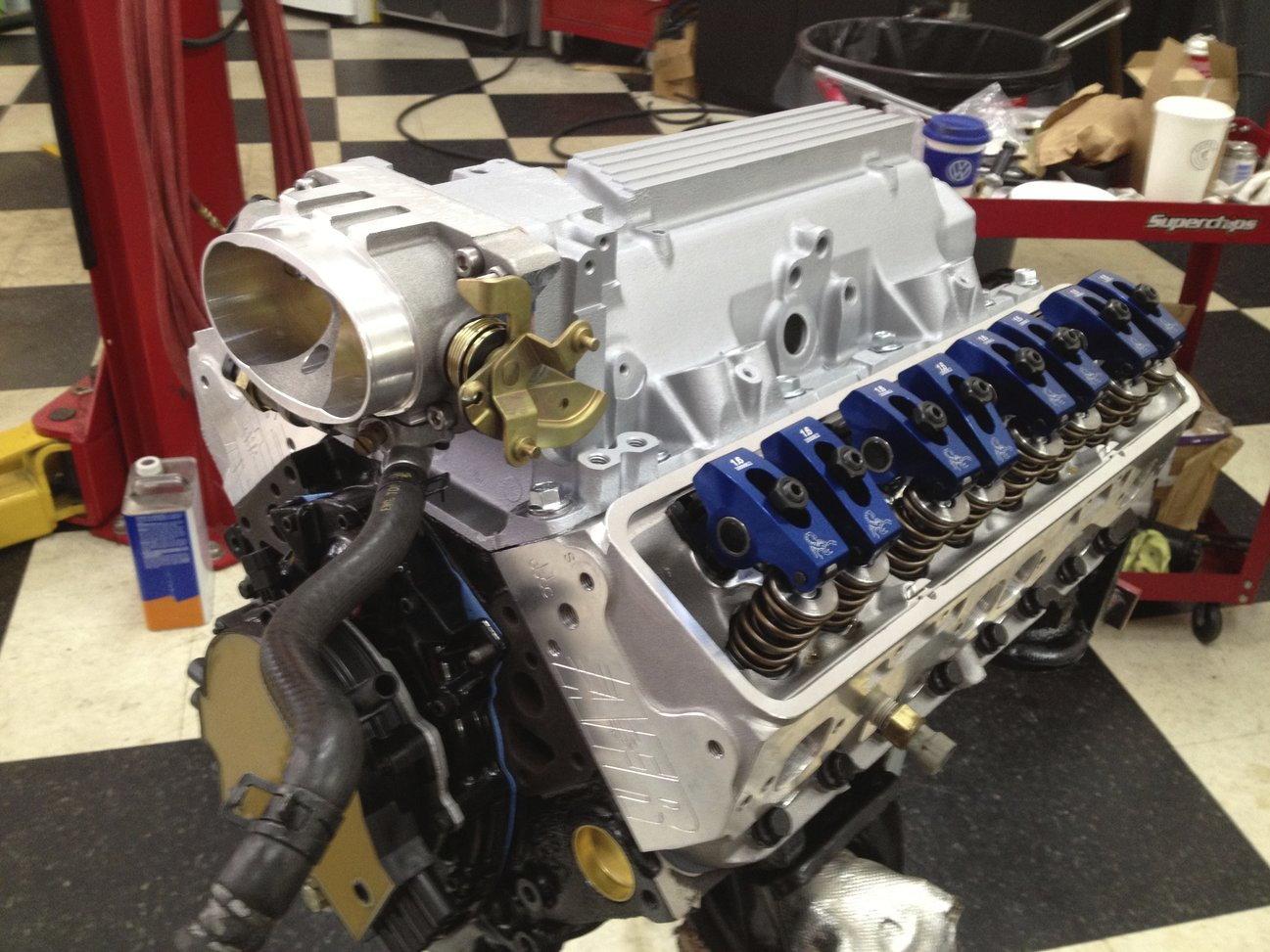 Lt1 383 Turn Key 500 Hp Ls1tech Camaro And Firebird Forum Discussion