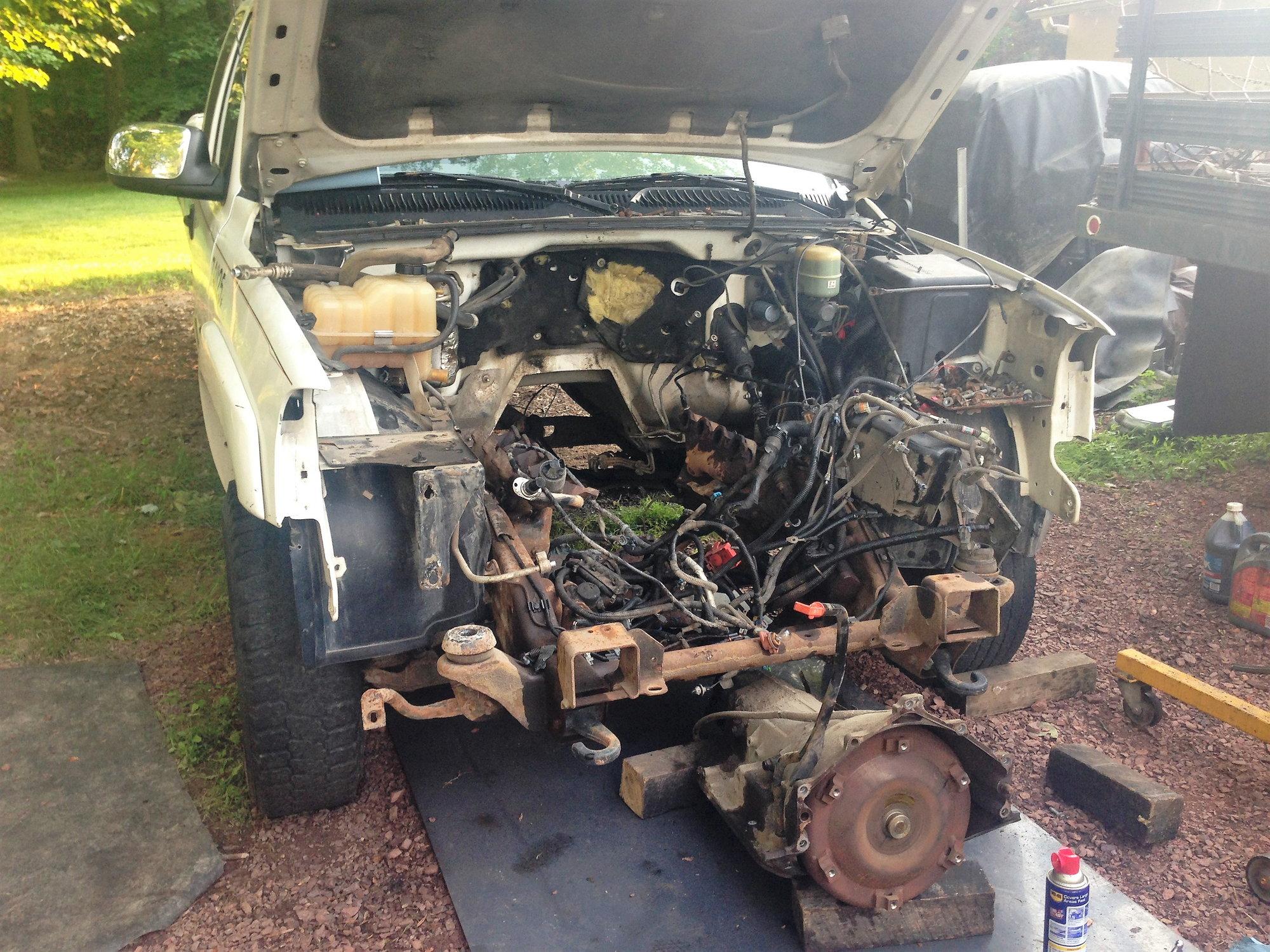 DIY f-body hydroboost on the cheap - LS1TECH - Camaro and