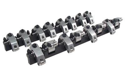 Deepmotor GM LS1 LS2 LS6 Aluminum 1.7 Ratio Shaft Mount Roller Rocker Arms