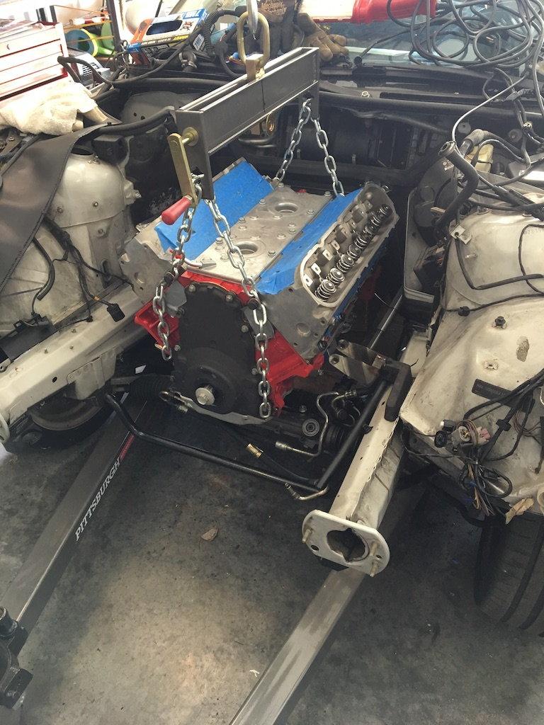 BMW E30-LS1 Swap Details! - LS1TECH - Camaro and Firebird