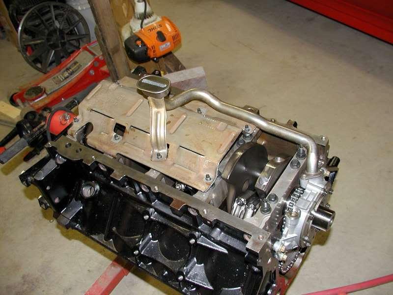f body oil pan onto a 5 3 - LS1TECH - Camaro and Firebird Forum