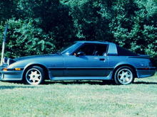 1979-85 mazda rx7 fb