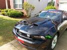 Leon's Mustang