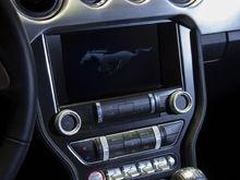 "10.2"" Mustang Radio"