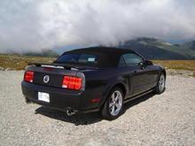 alloy rear Mt washington