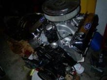 460 BBF build for 99 GT convertible