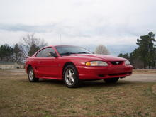 My 97 Stang