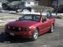 2006 Redfire GT