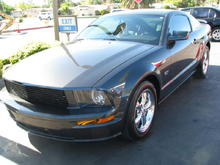 08 Alloy Mustang GT