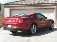 2010 GT Premium