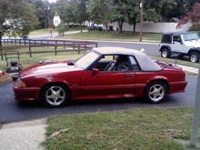 My 88 Drop Top