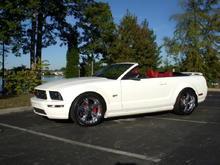 05 Mustang GT Convertible