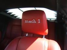 custom headrests