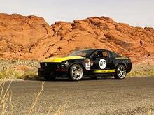 Garage - Shelby Terlingua Mustang Concept Car