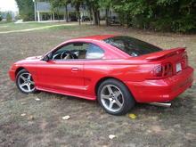 My 98 Mustang GT