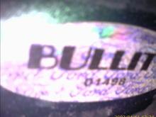 2001 Mustang Bullitt #1498 DHG