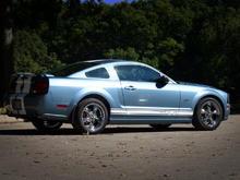 2007 Windveil Blue GT