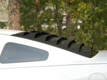 louvers side