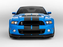 13ShelbyGT500 front