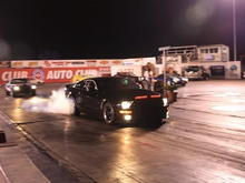 kitt at the track