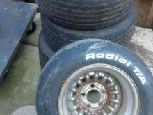 70's Wheels