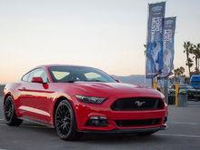 Mustang Debut Venice Beach