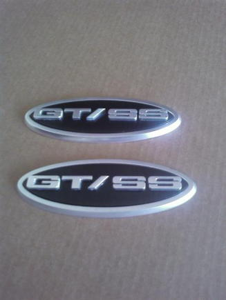Fender Badges