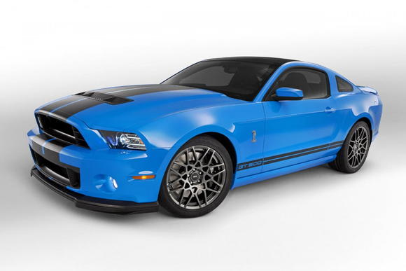 ford shelby gt500f