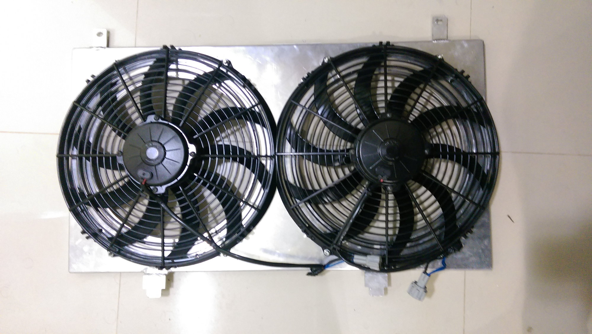 Issues With Wiring Mishimoto Radiator Fans