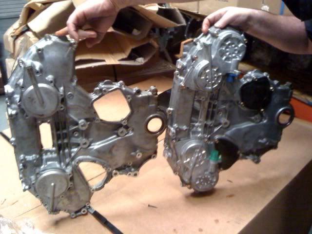Rev up motor vs non rev up motor - MY350Z COM - Nissan 350Z
