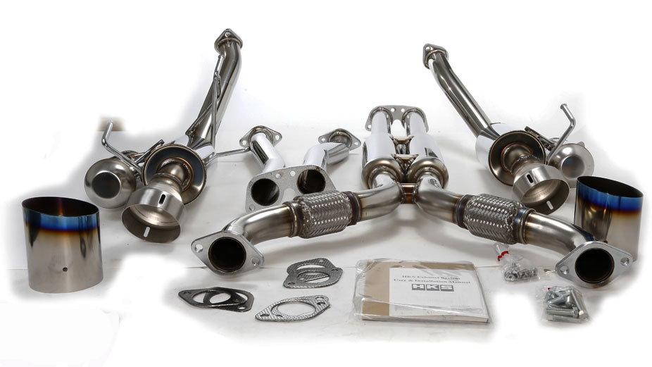 HKS Hi-power, Motordyne, ARK Performance and More