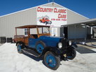 1923 Oakland Huckster Truck
