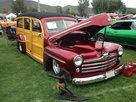 1948 Ford Woodie Ram Jet 350