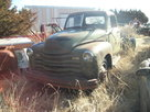 1949 Chevy farm truck rat rod 1 1/2 2 ton