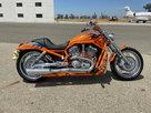 2002 Harley Davids V-Rod 500 Org Miles Cover Bike