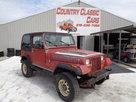 1987 jeep Wrangler 4x4