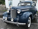 1937 Oldsmobile F37 Touring Sedan with Trunk