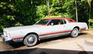 1976 Ford Thunderbird --last of the large cruisers
